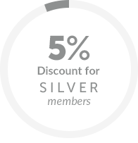 MVG discount for SILVER members