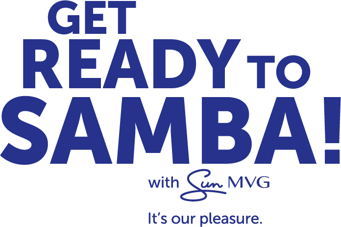 Get Ready to Samba with Sun MVG