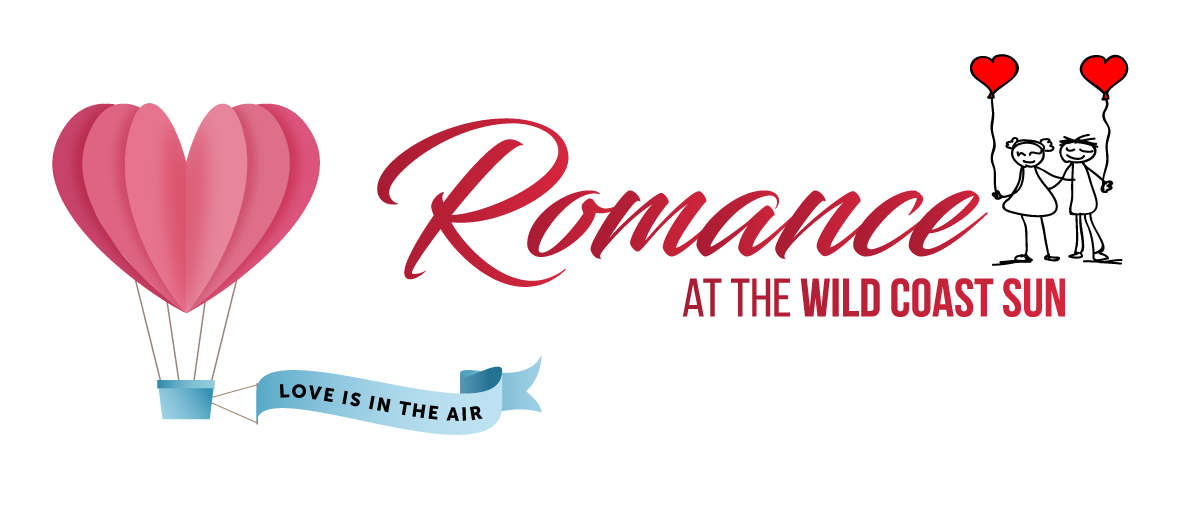 Romance at the Wild Coast Sun | Love is in the Air